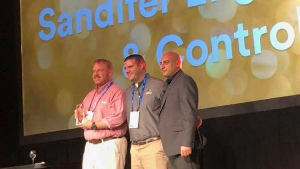 Sandifer Named 2018 Best New Partner North America for Genetec