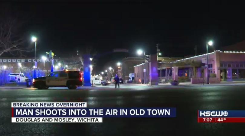 Cameras in Old Town Help Catch Shooting Suspect